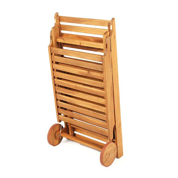 Sun Lounger Ht08 Hà Thanh Furniture